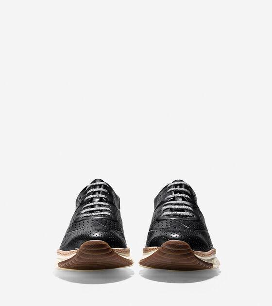 ZERØGRAND Perforated Sneaker