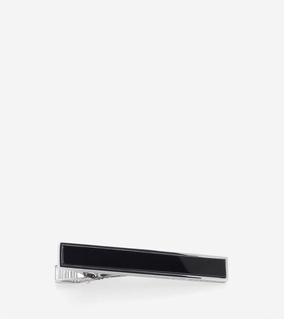 Accessories > Semi-Precious Inlay Tie Clip