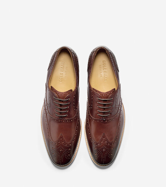 Cambridge Wingtip Oxford
