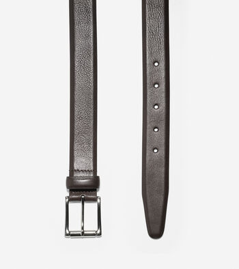 32mm Burnished Leather Belt
