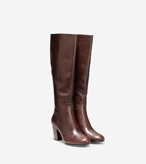 Placid Boot (70mm) - Extended Calf