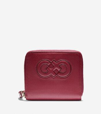 Camlin Logo Small Zip Wallet