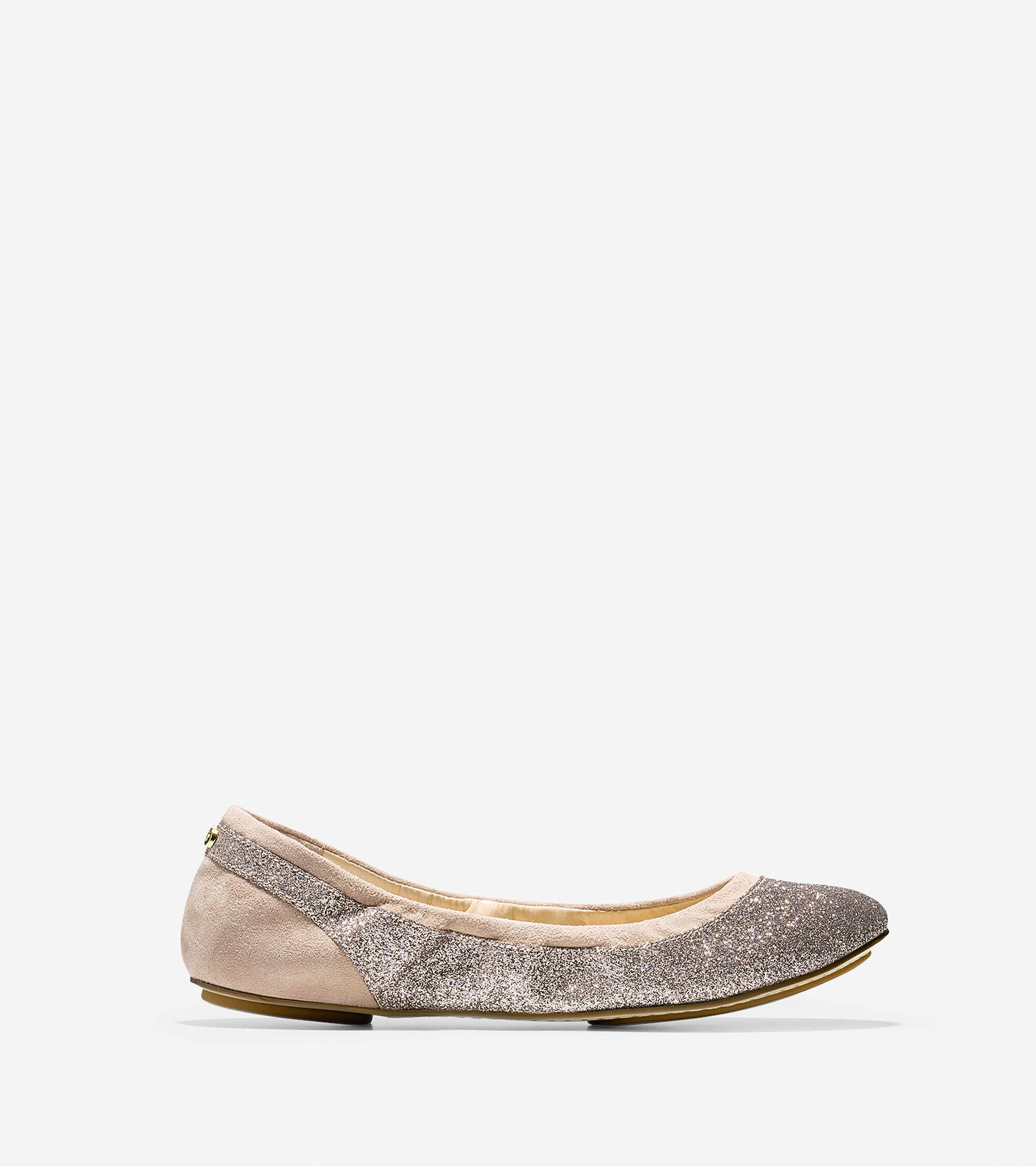Shoes > Avery Glitter Ballet