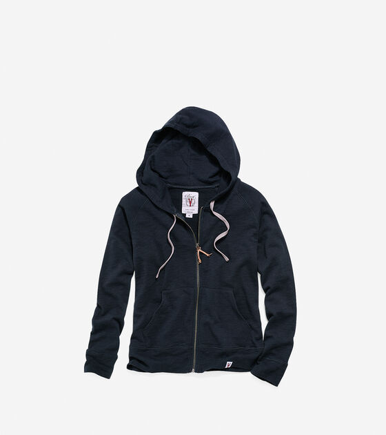 Apparel > Women's Pinch Long Sleeve French Terry Hoodie