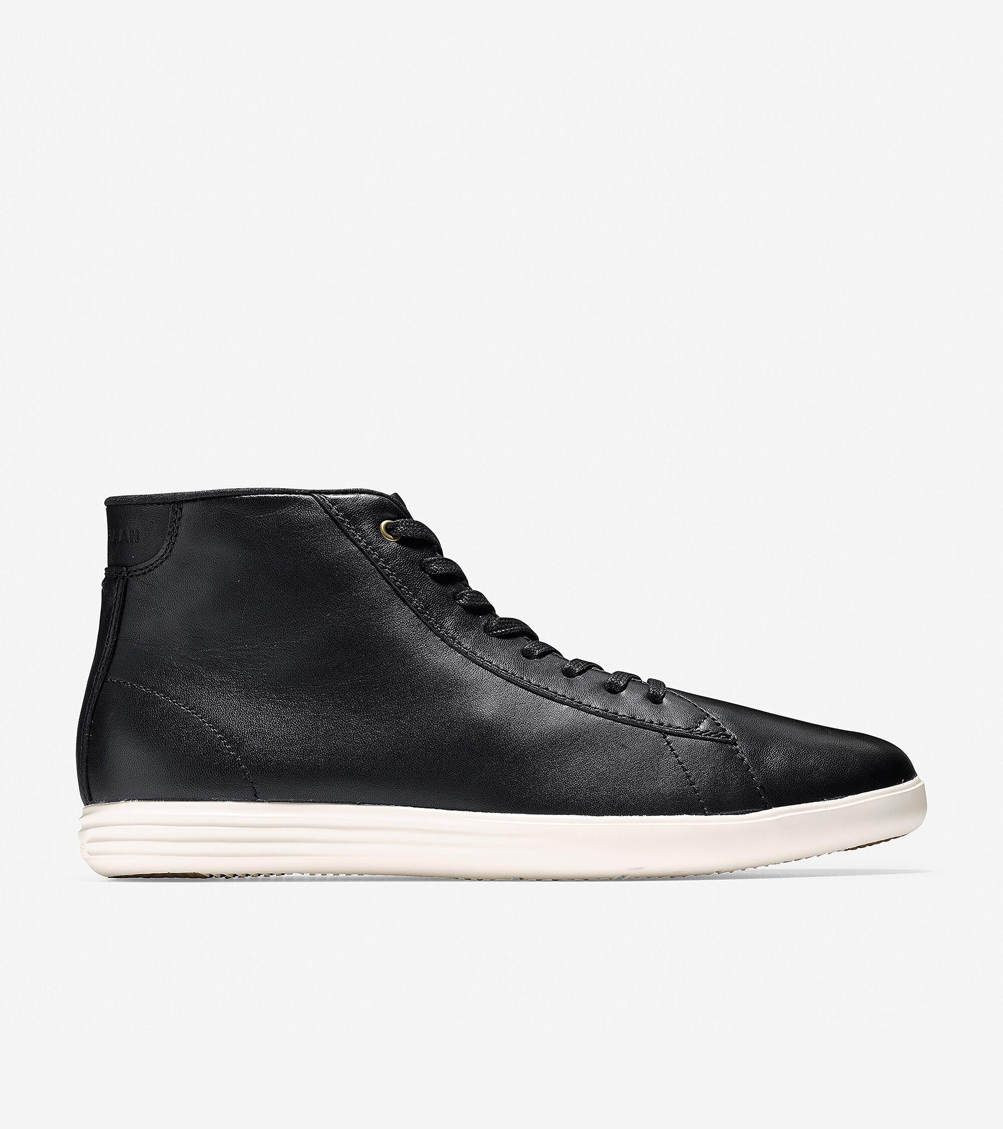 Cole Haan Grand Crosscourt High Top Sneaker