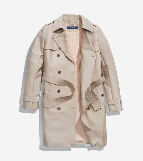 Tali Trench Coat