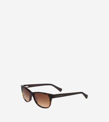Acetate Rectangle Sunglasses