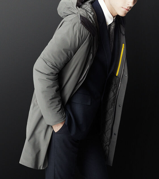 ZERØGRAND Trench Coat