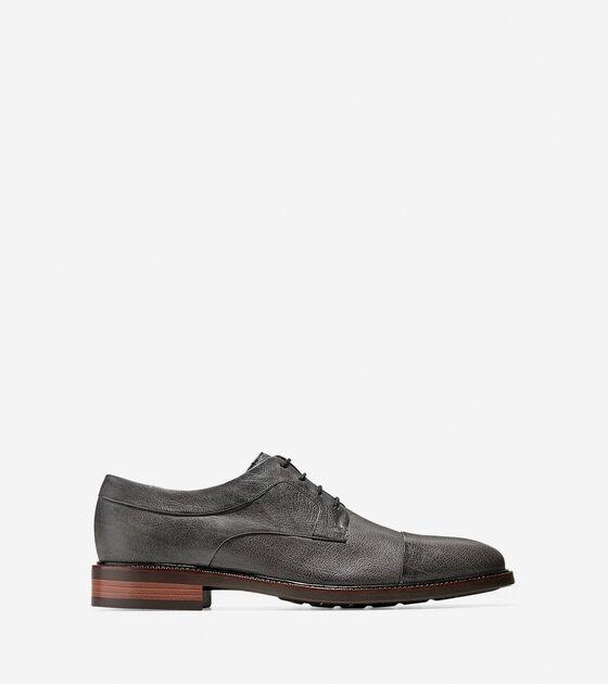 Shoes > Warren Cap Toe Oxford