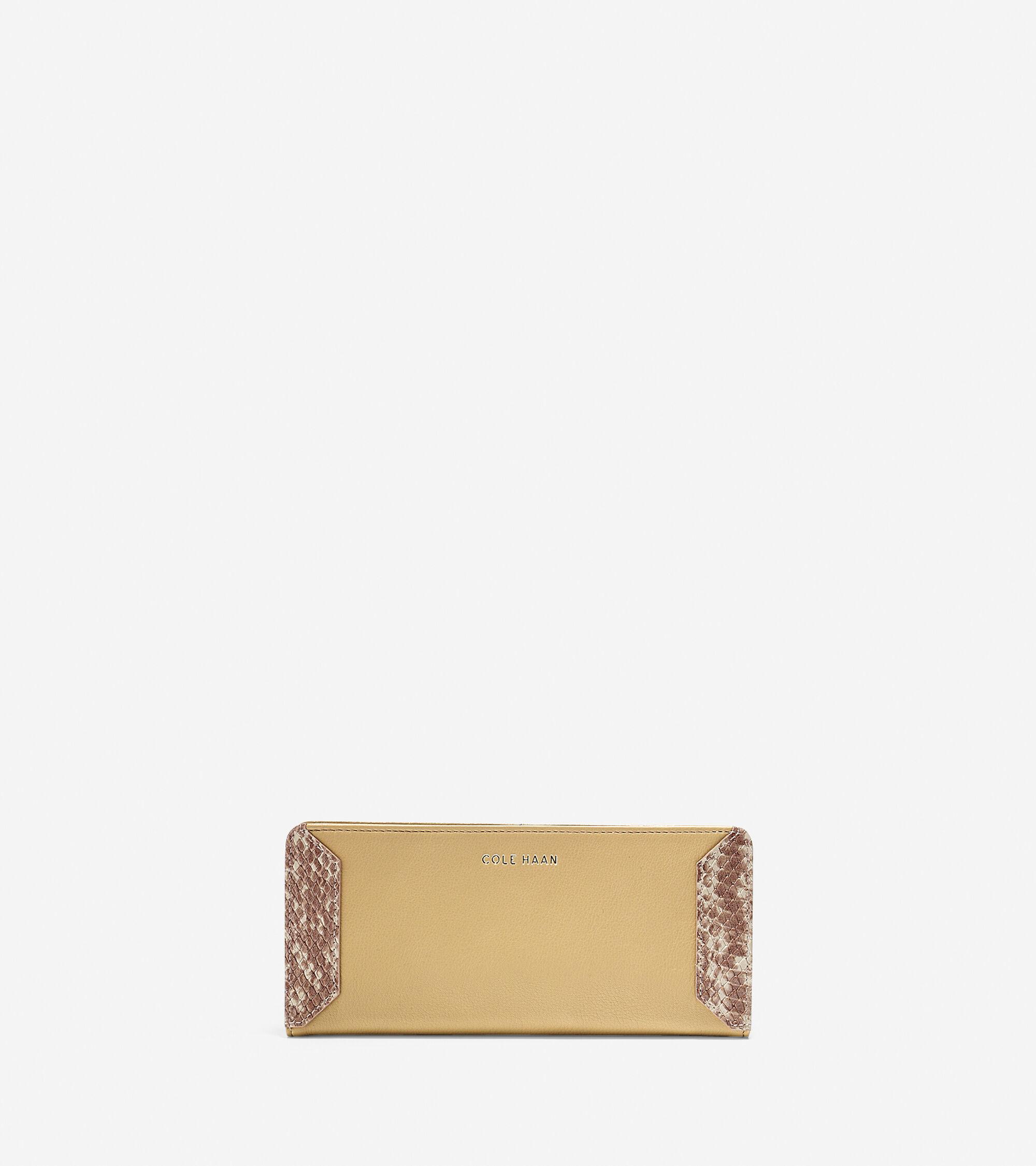 Accessories > Savannah Slim Fold Wallet