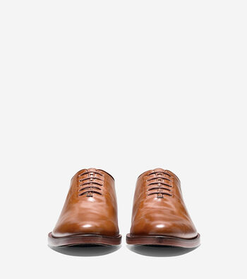 Preston Grand Wholecut Oxford