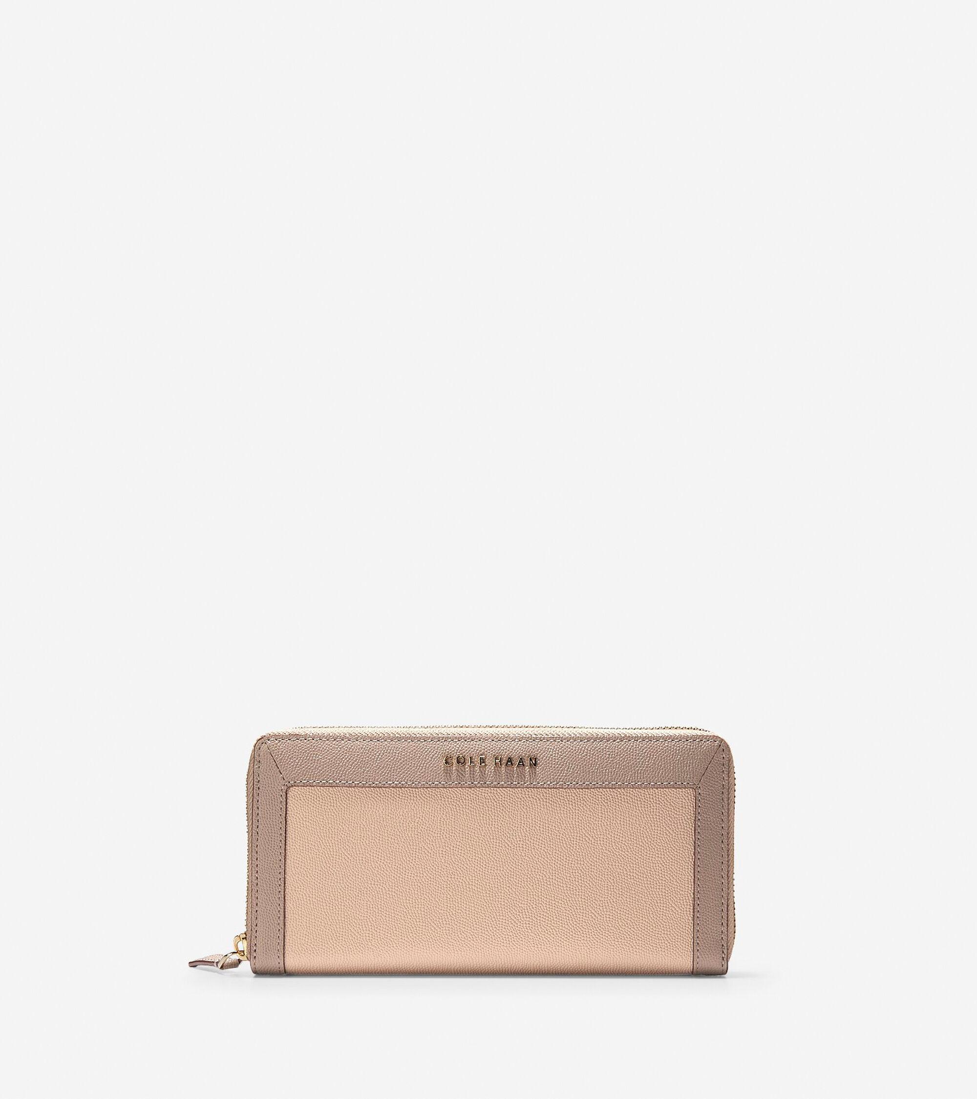 Accessories > Eva Continental Zip Wallet