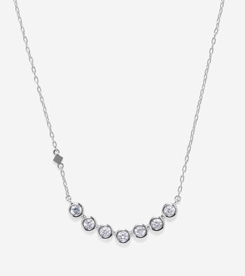 CZ Multi Necklace