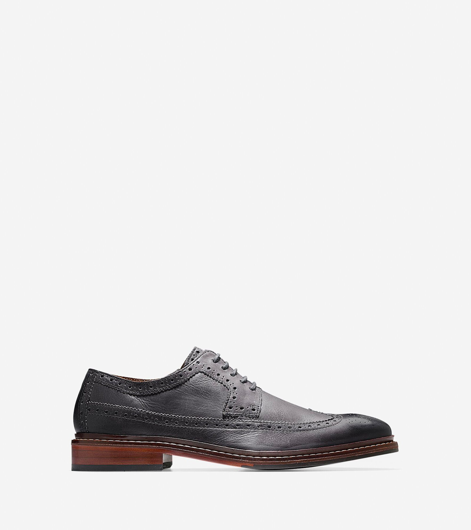 Shoes > Williams Welt Long Wingtip Oxford