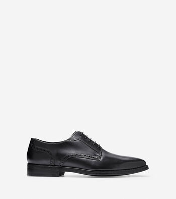 Giraldo Luxe Plain Toe Oxford