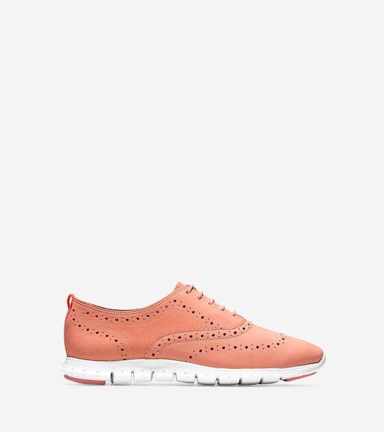 Shoes > Women's ZERØGRAND Wingtip Oxford