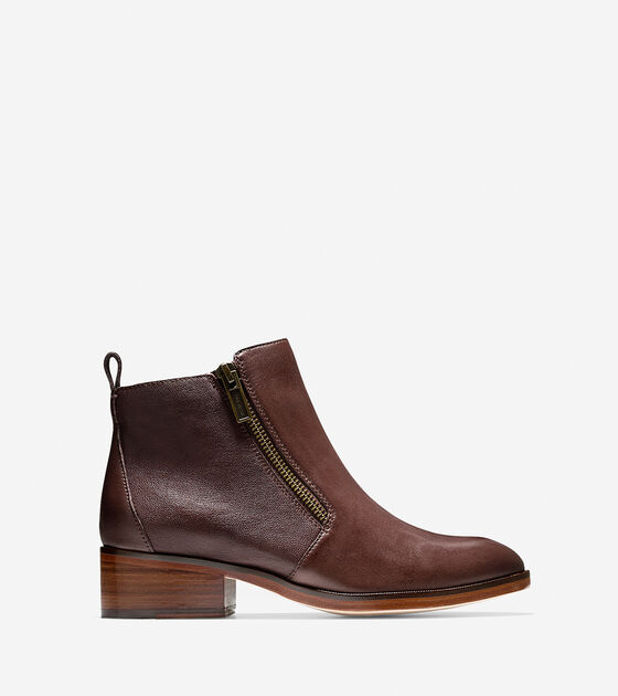 Shoes > Oak Bootie (40mm)