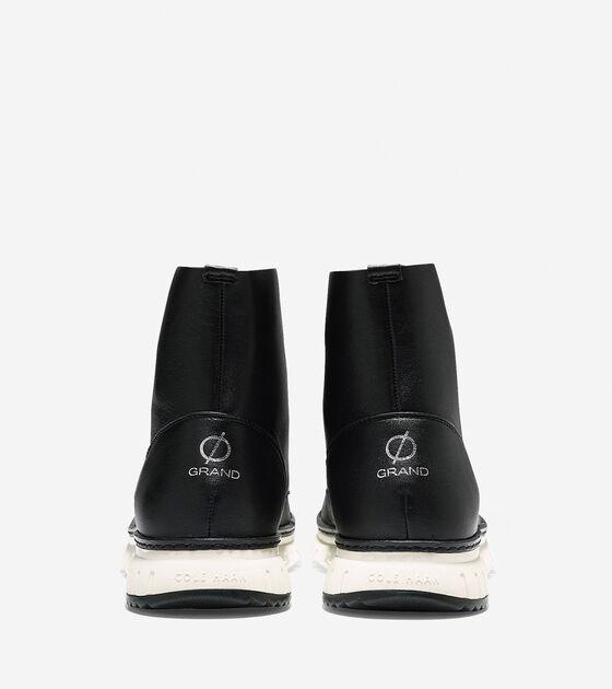 ZERØGRAND Cap Toe Boot