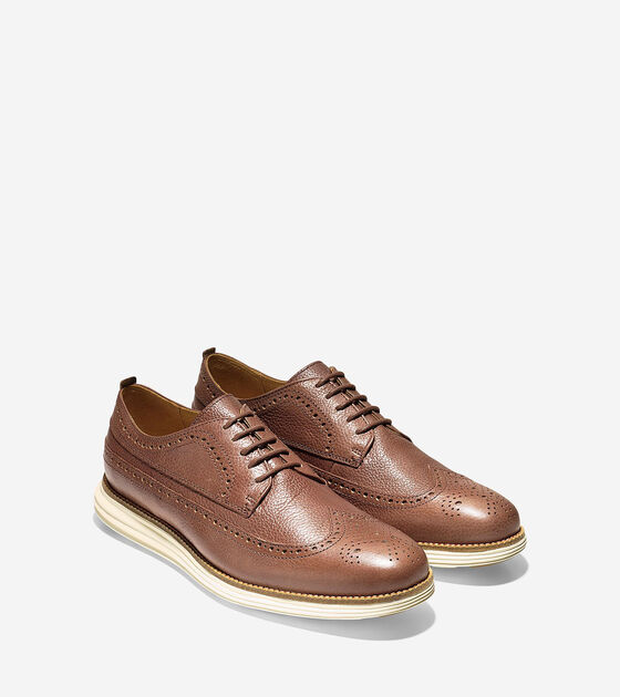 ØriginalGrand Long Wingtip Oxford