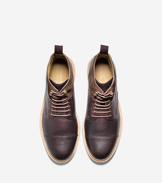 Judson Cap Toe Boot