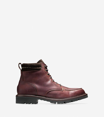 Grantland Waterproof Lace Boot
