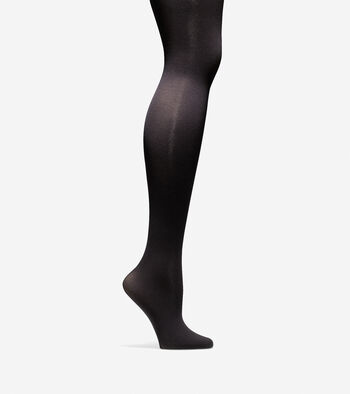 Solid Knit Tights