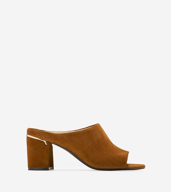 Style Steals > Laree Open Toe Mule (65mm)