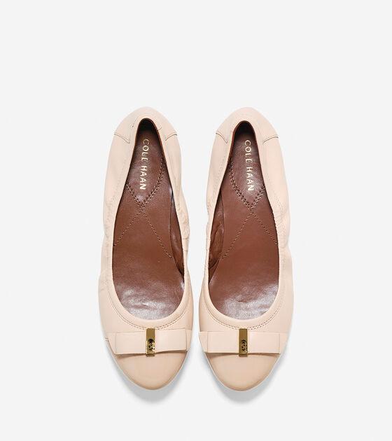 Elsie Bow Ballet Flat