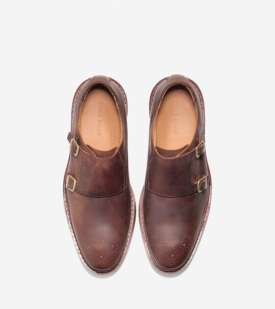 Williams Welt Double Monk