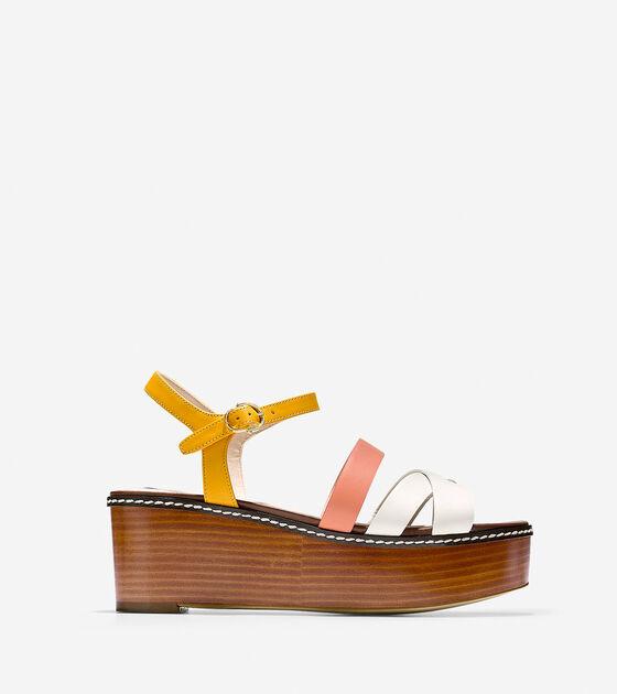 Sandals > Jianna Wedge Sandal (55mm)