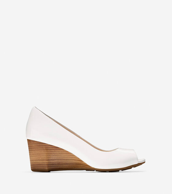 Ballet Flats & Wedges > Sadie Open Toe Wedge (65mm)