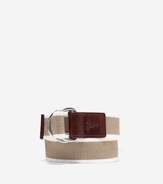 Accessories & Outerwear > 38mm Pinch Webbing Belt