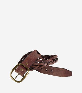 Heritage Braid Belt