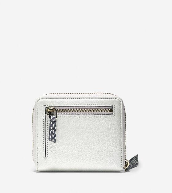 Camlin Small Zip Wallet