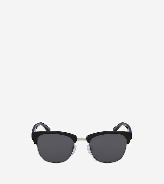 Bags & Outerwear > Acetate/Metal Square Sunglasses