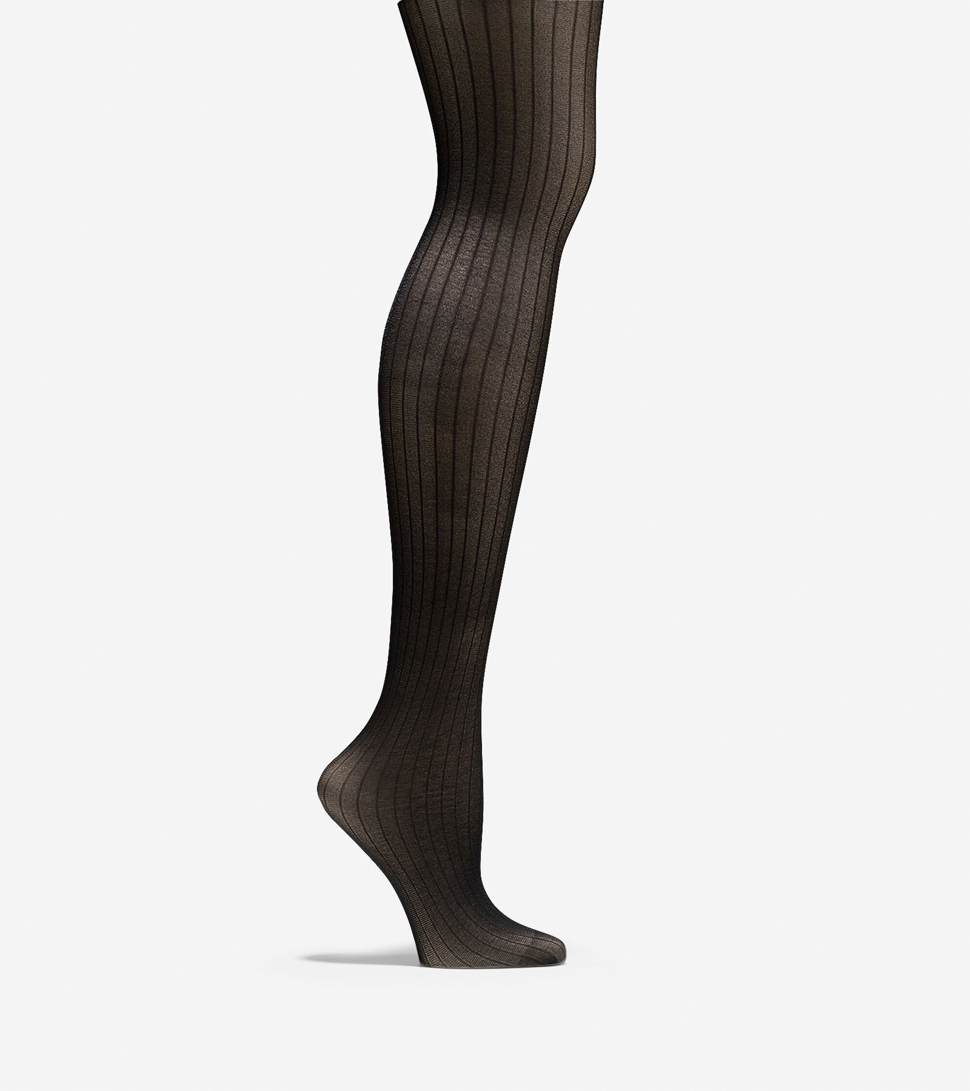 Accessories > Sheer Pinstripe Tights