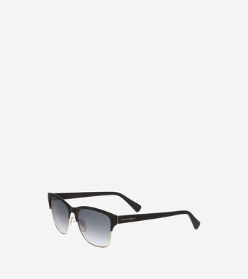 Modern Clubmaster Sunglasses