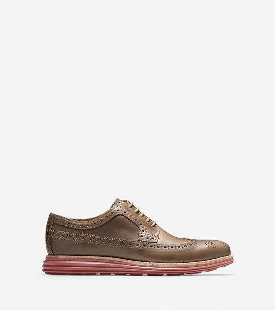 Shoes > LunarGrand Horween Long Wingtip