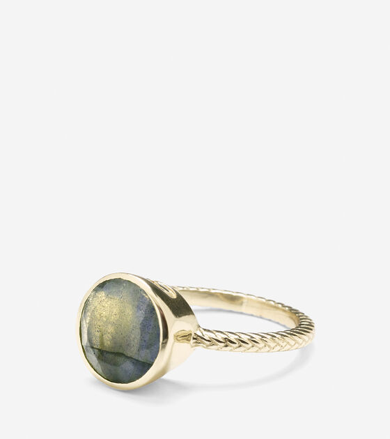 Accessories > Brilliant Cut Semi-Precious Ring
