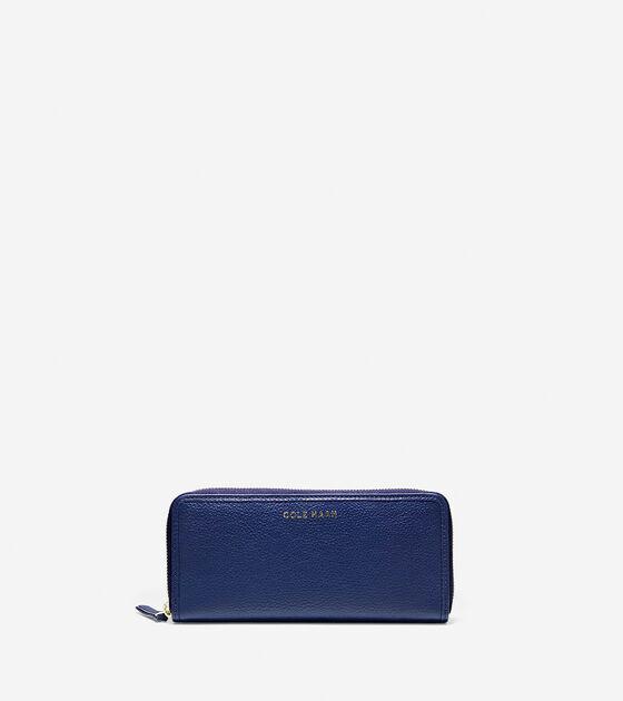 Wallets > Isabella Continental Zip Wallet