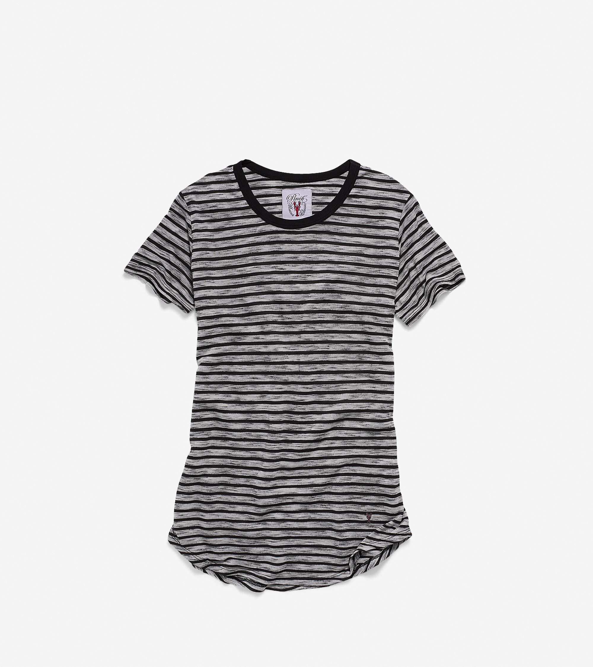 Apparel > Women's Pinch Short Sleeve Cap Sleeve Jersey Tee