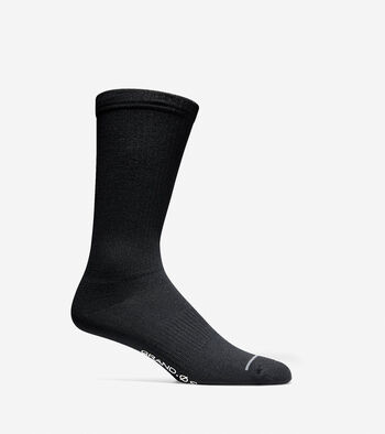 Grand.ØS Solid Crew Socks