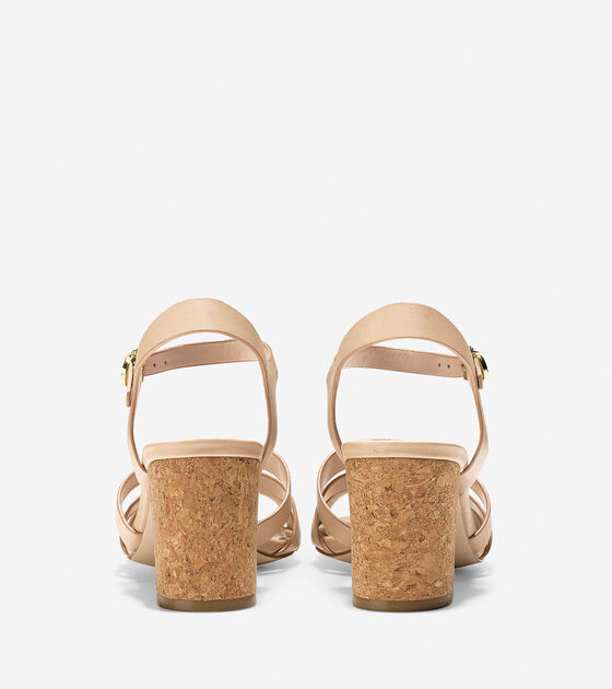 Jianna Mid Sandal (65mm)