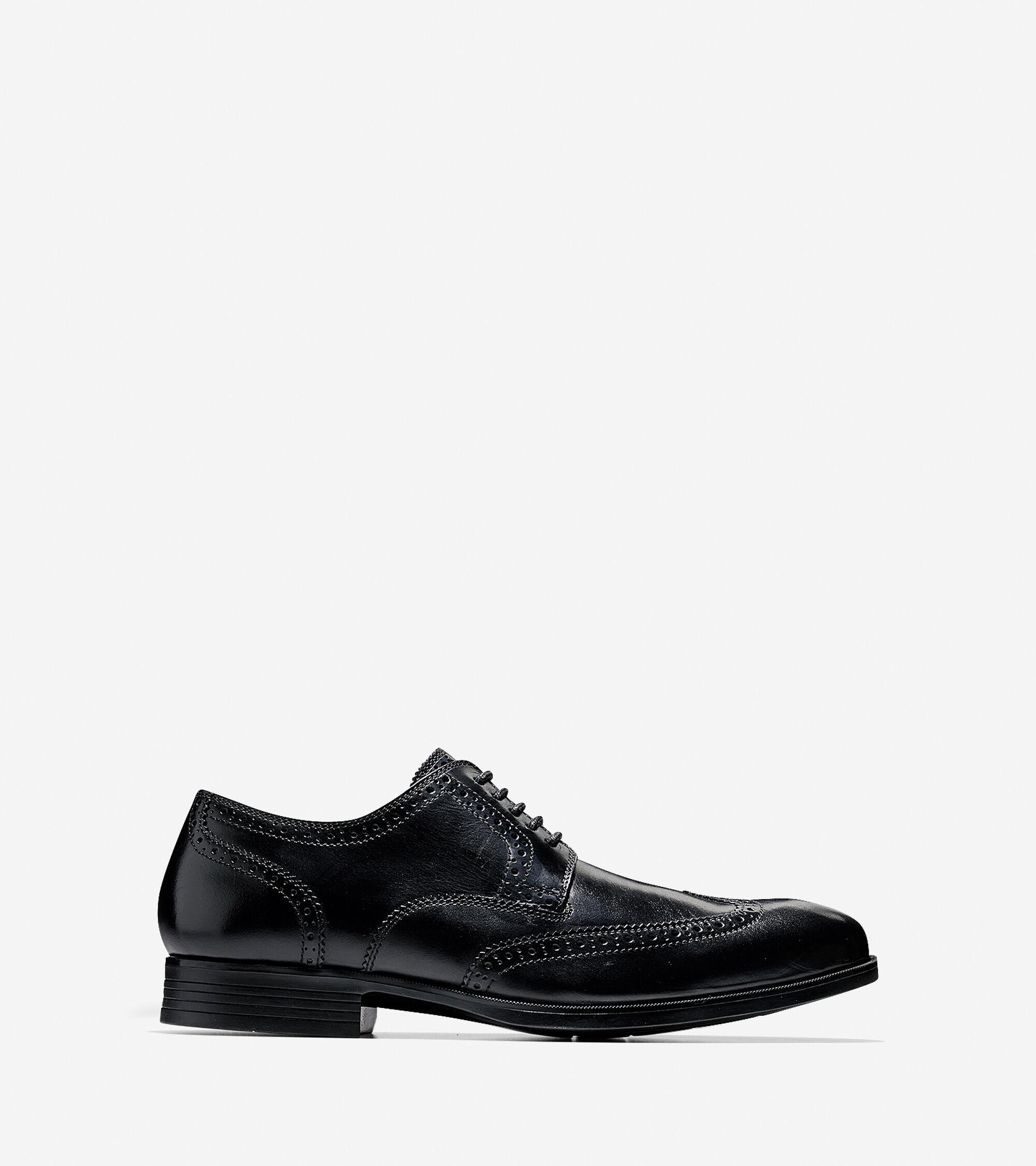Shoes > Copley Wingtip Derby