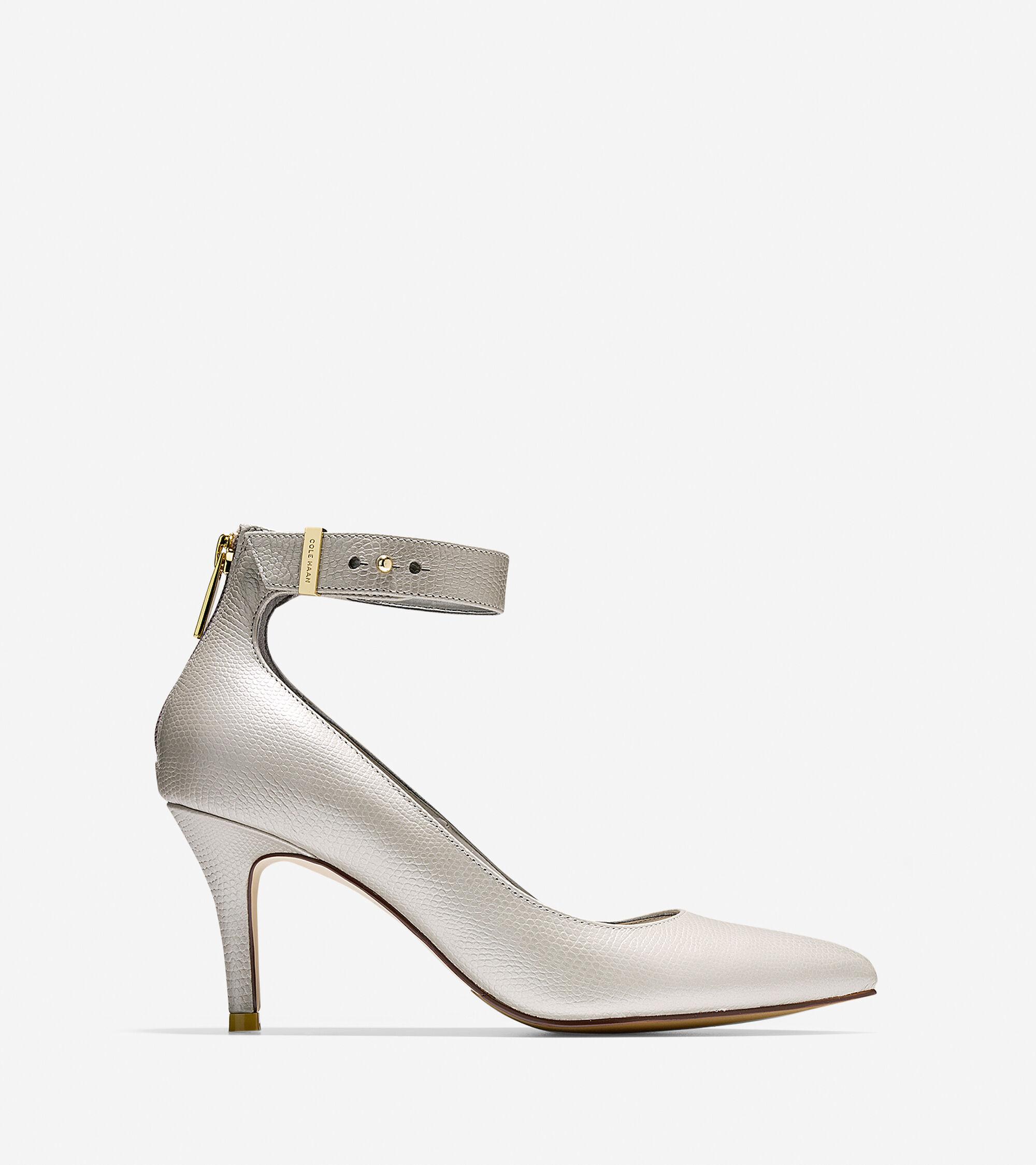 Shoes > Kyle Back Zip Pump (75mm)