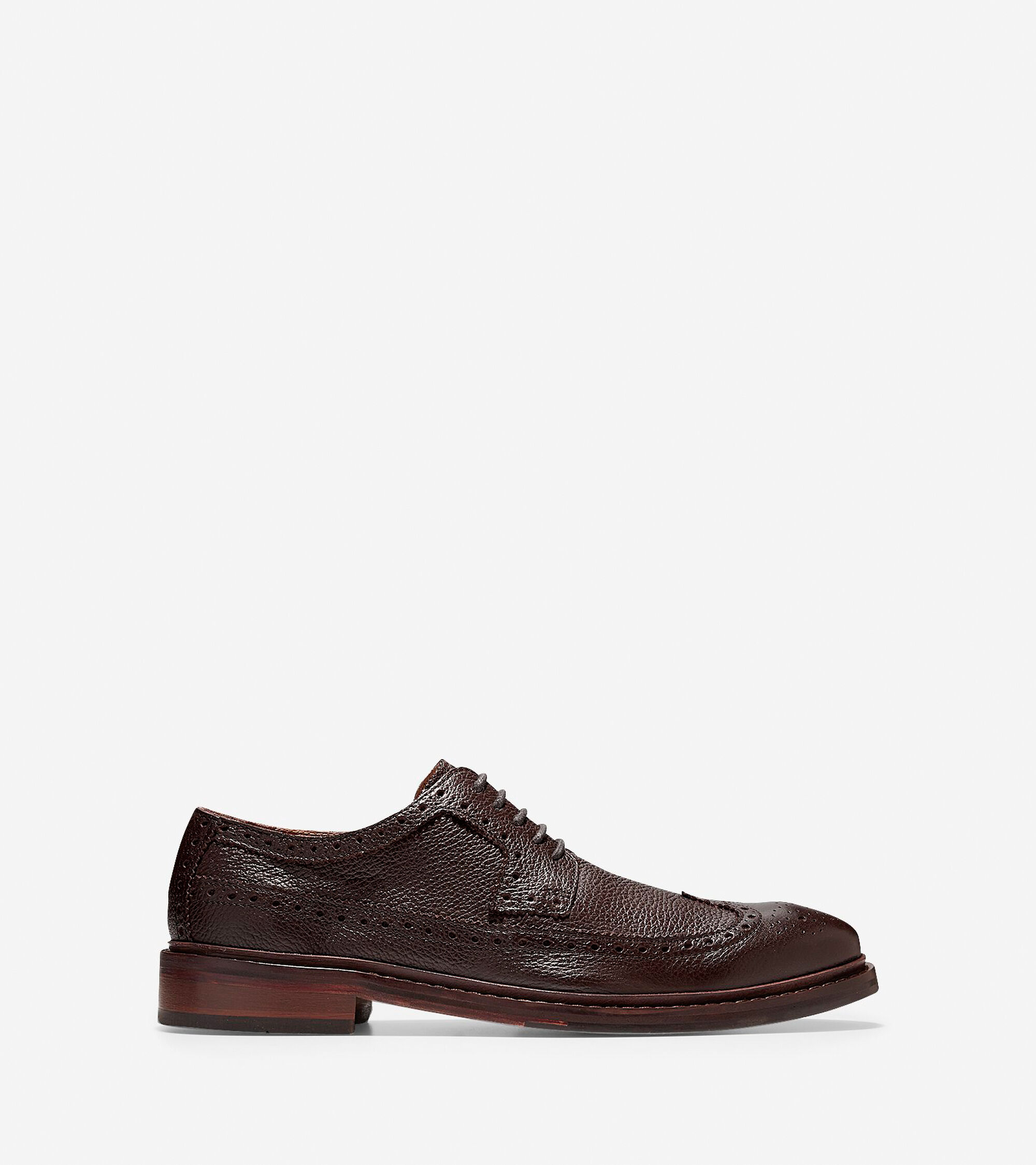 Shoes > Williams Welt Long Wing Oxford