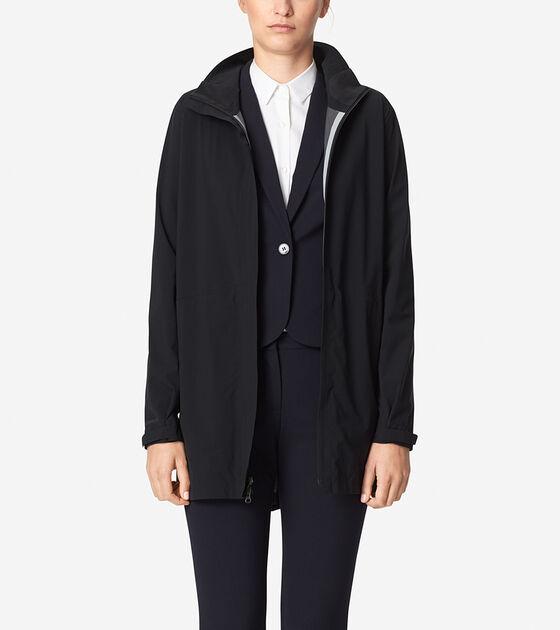 Outerwear > ZERØGRAND Stretch Motion Shell Jacket