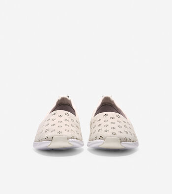 StudiøGrand Perforated Slip On Sneaker