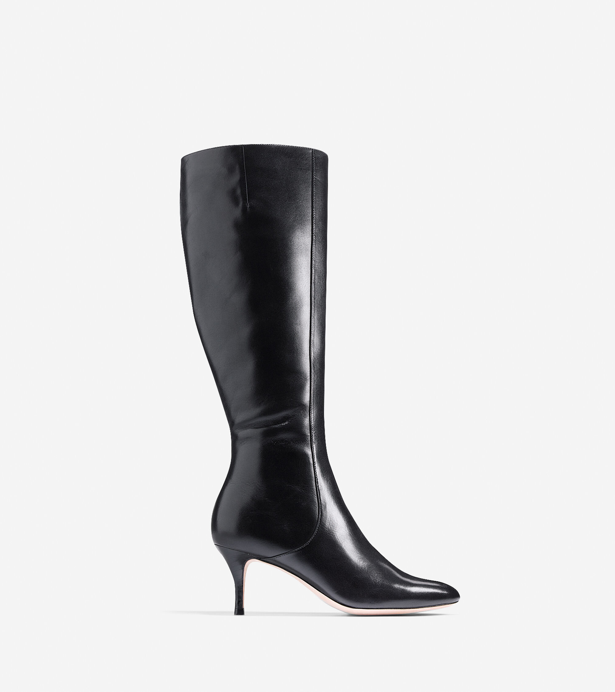 Carlyle Dress Boots in Black : Clearance | Cole Haan