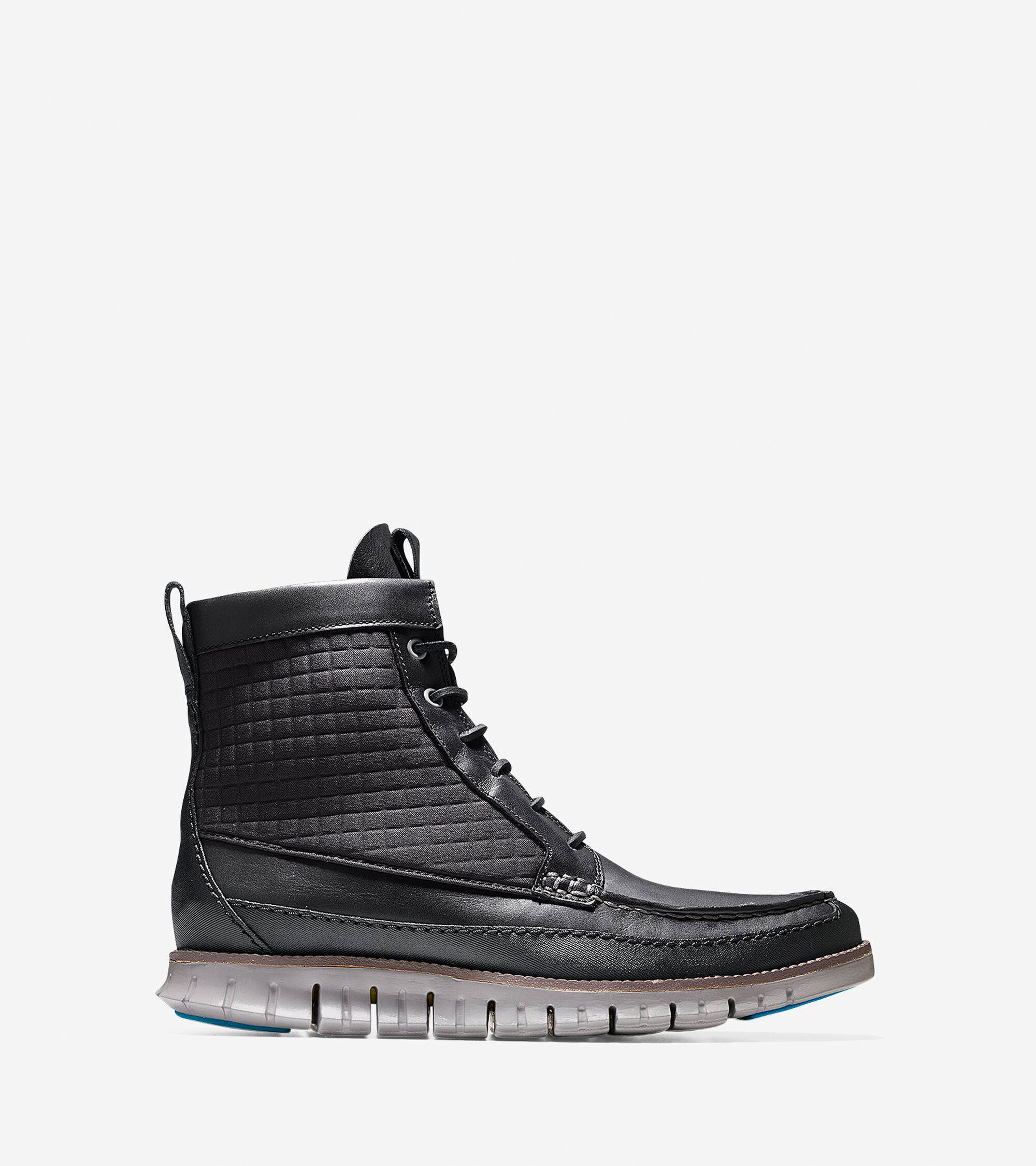 Shoes > ZERØGRAND Water-Resistant Tall Boot